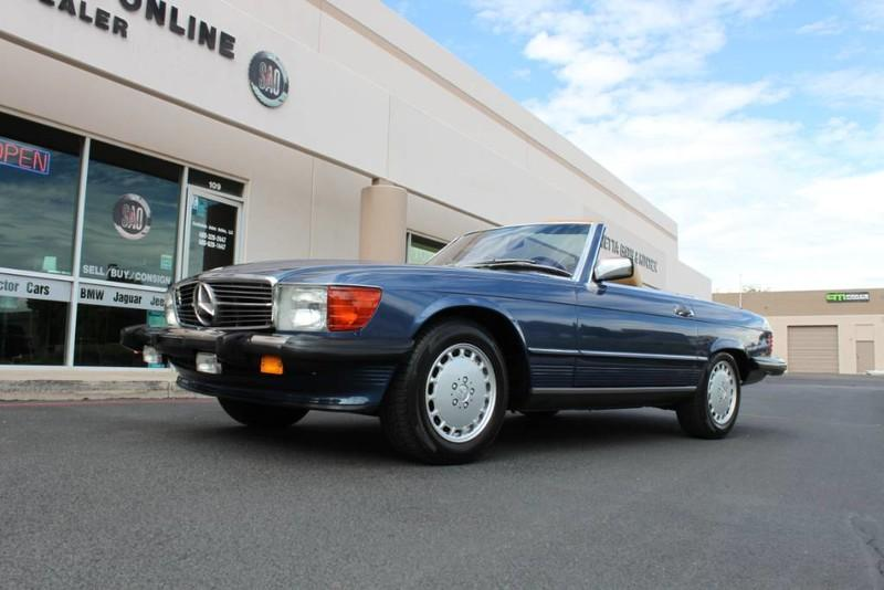 Used-1987-Mercedes-Benz-560-Series-560SL-Mopar