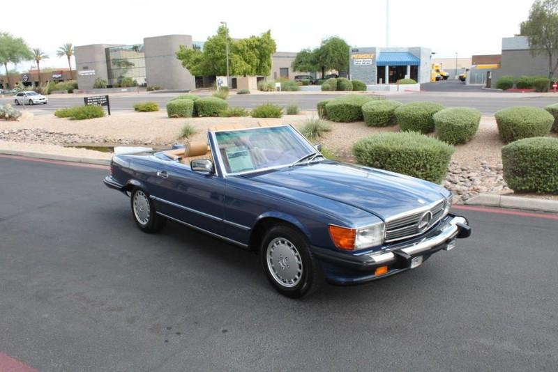 Used-1987-Mercedes-Benz-560-Series-560SL-Classic
