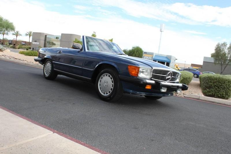 Used-1987-Mercedes-Benz-560-Series-560SL-Collector