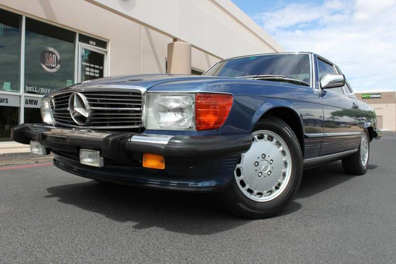 Used-1987-Mercedes-Benz-560-Series-560SL-Chrysler
