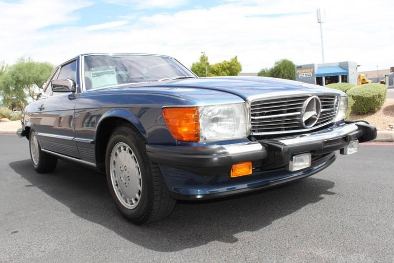 Used-1987-Mercedes-Benz-560-Series-560SL-Wrangler