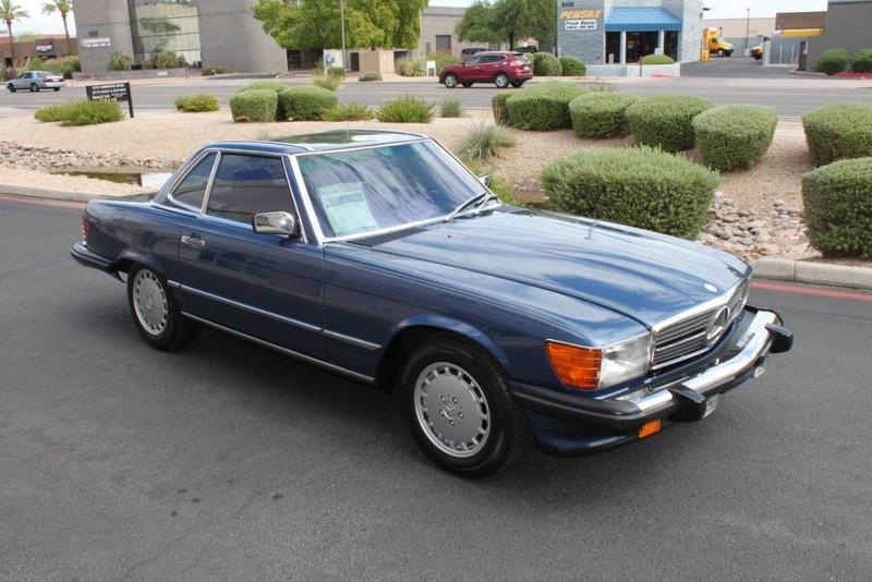 Used-1987-Mercedes-Benz-560-Series-560SL-Cherokee