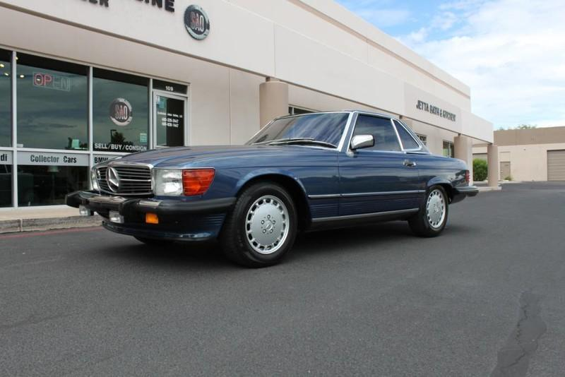 Used-1987-Mercedes-Benz-560-Series-560SL-4X4