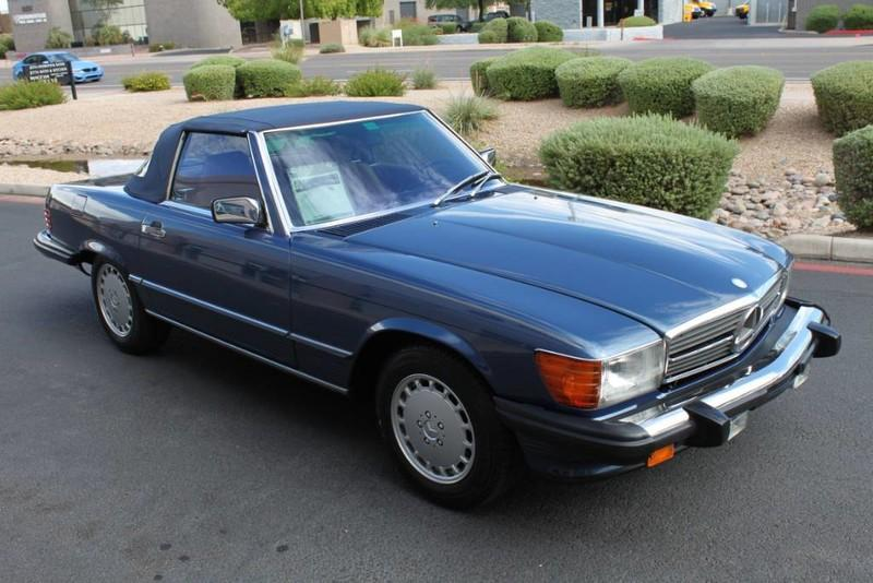 Used-1987-Mercedes-Benz-560-Series-560SL-Lexus