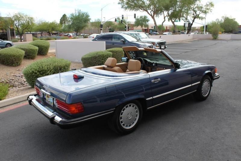 Used-1987-Mercedes-Benz-560-Series-560SL-vintage