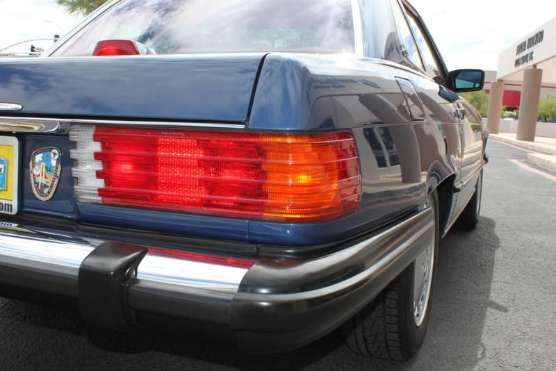 Used-1987-Mercedes-Benz-560-Series-560SL-Ford