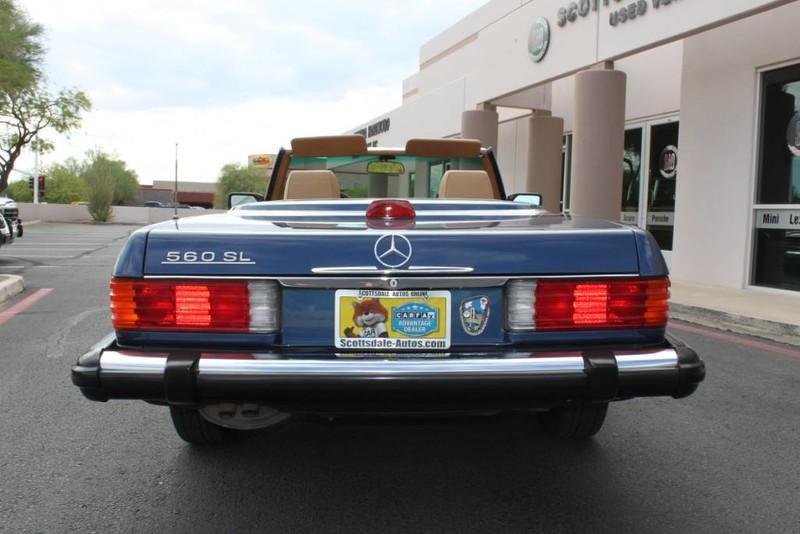 Used-1987-Mercedes-Benz-560-Series-560SL-Chrysler