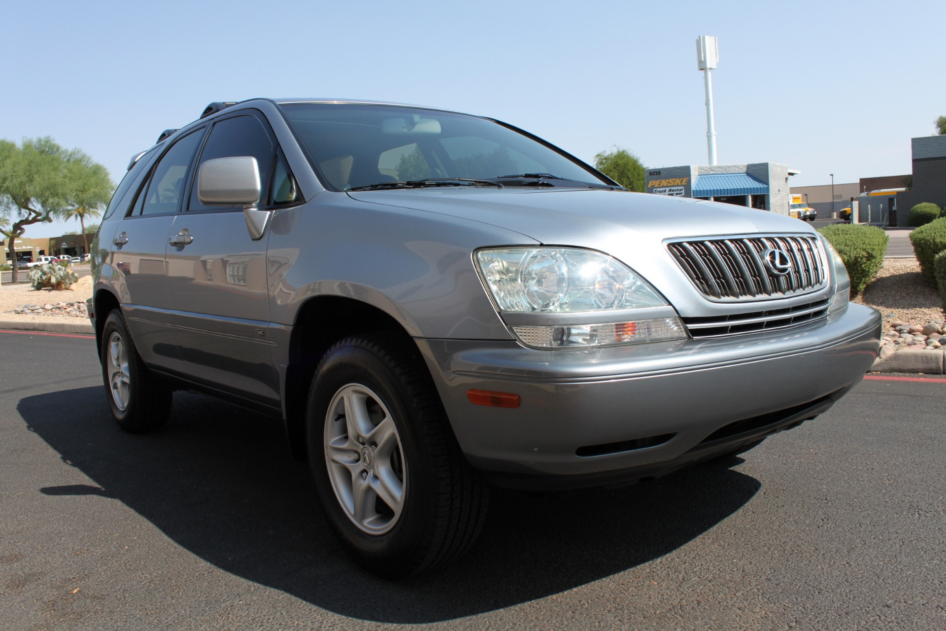 Used-2003-Lexus-RX-300-AWD-Mercedes-Benz