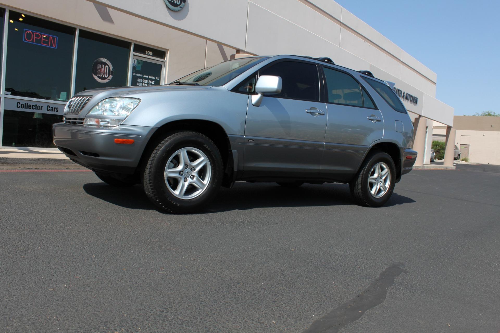 Used-2003-Lexus-RX-300-AWD-Camaro