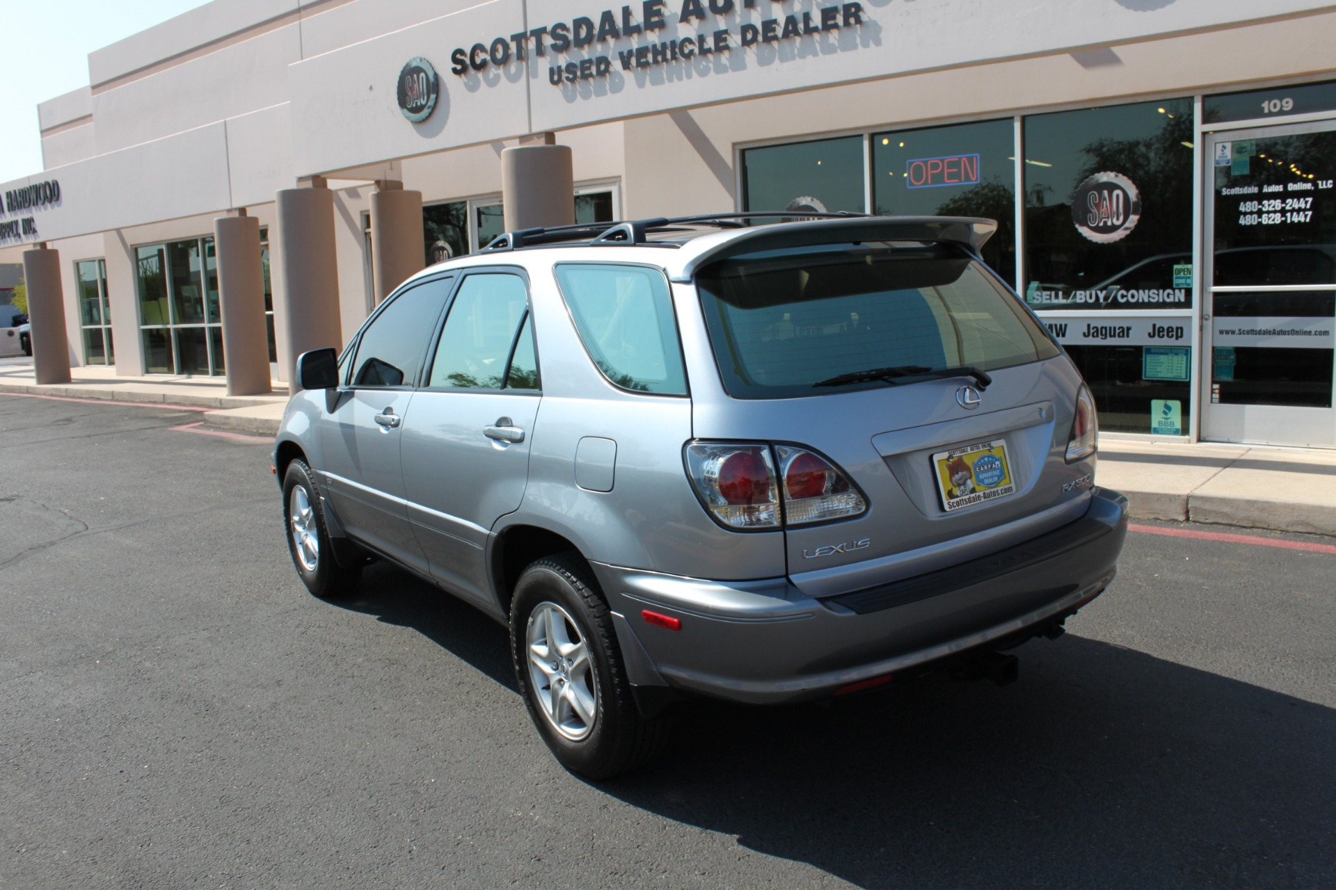 Used-2003-Lexus-RX-300-AWD-Dodge