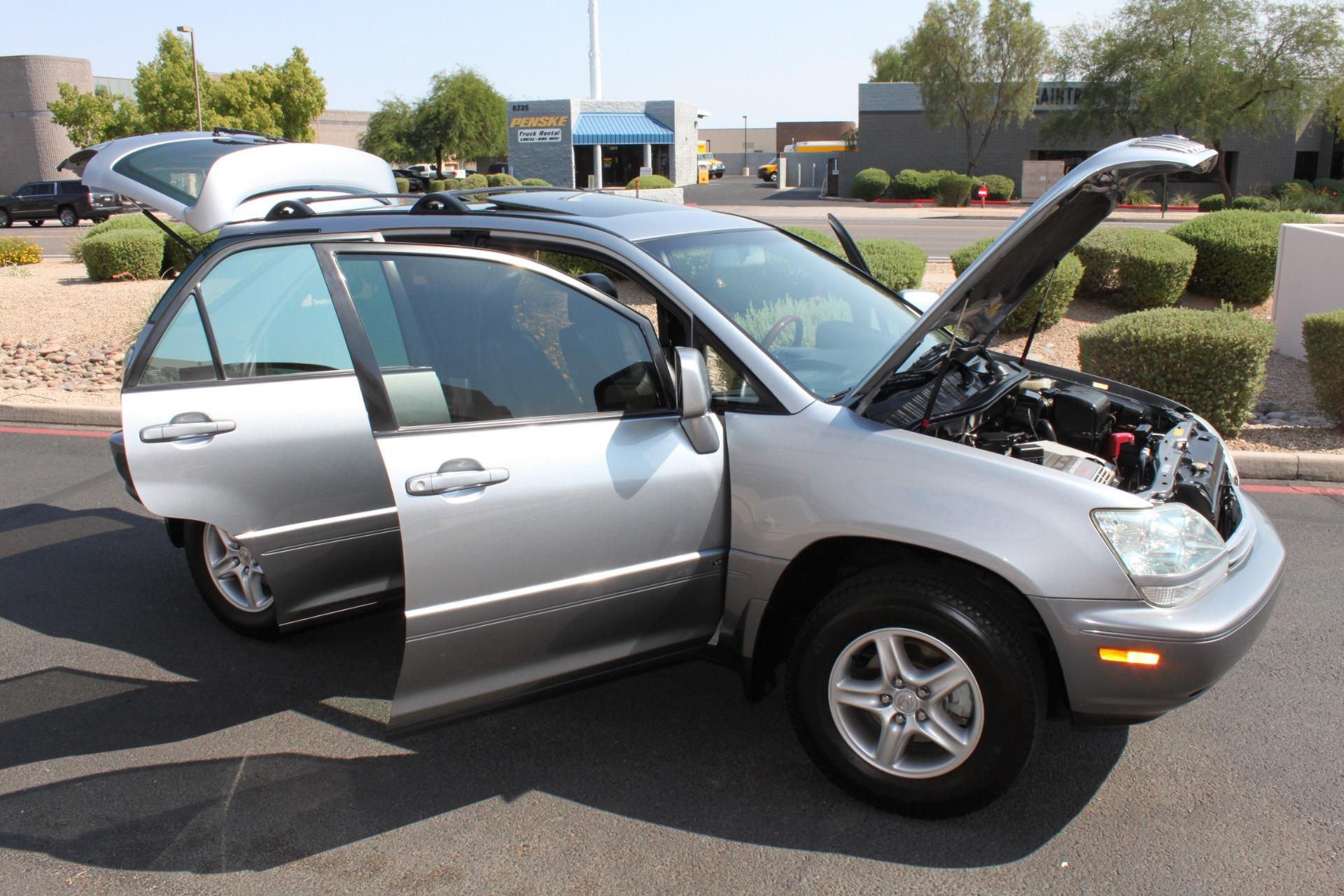 Used-2003-Lexus-RX-300-AWD-Toyota