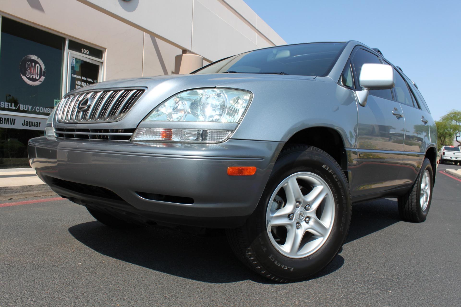 Used 2003 Lexus RX 300 <span>AWD</span> | Scottsdale, AZ
