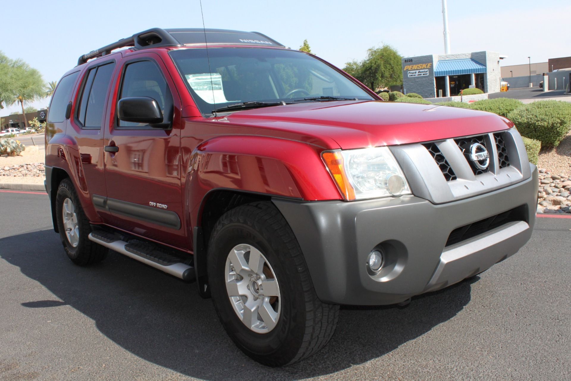 Used-2006-Nissan-Xterra-Off-Road-Mercedes-Benz