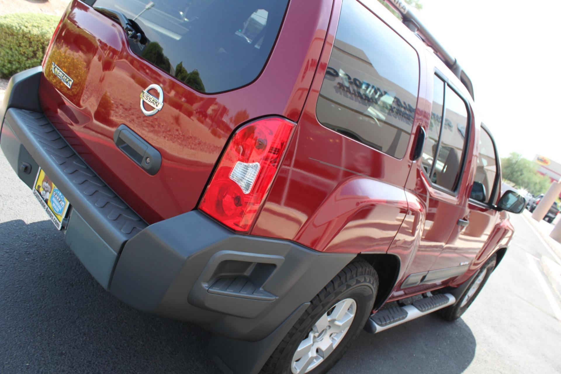Used-2006-Nissan-Xterra-Off-Road-Audi