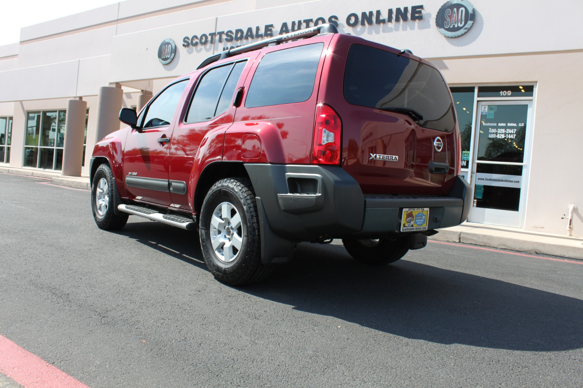 Used-2006-Nissan-Xterra-Off-Road-Dodge