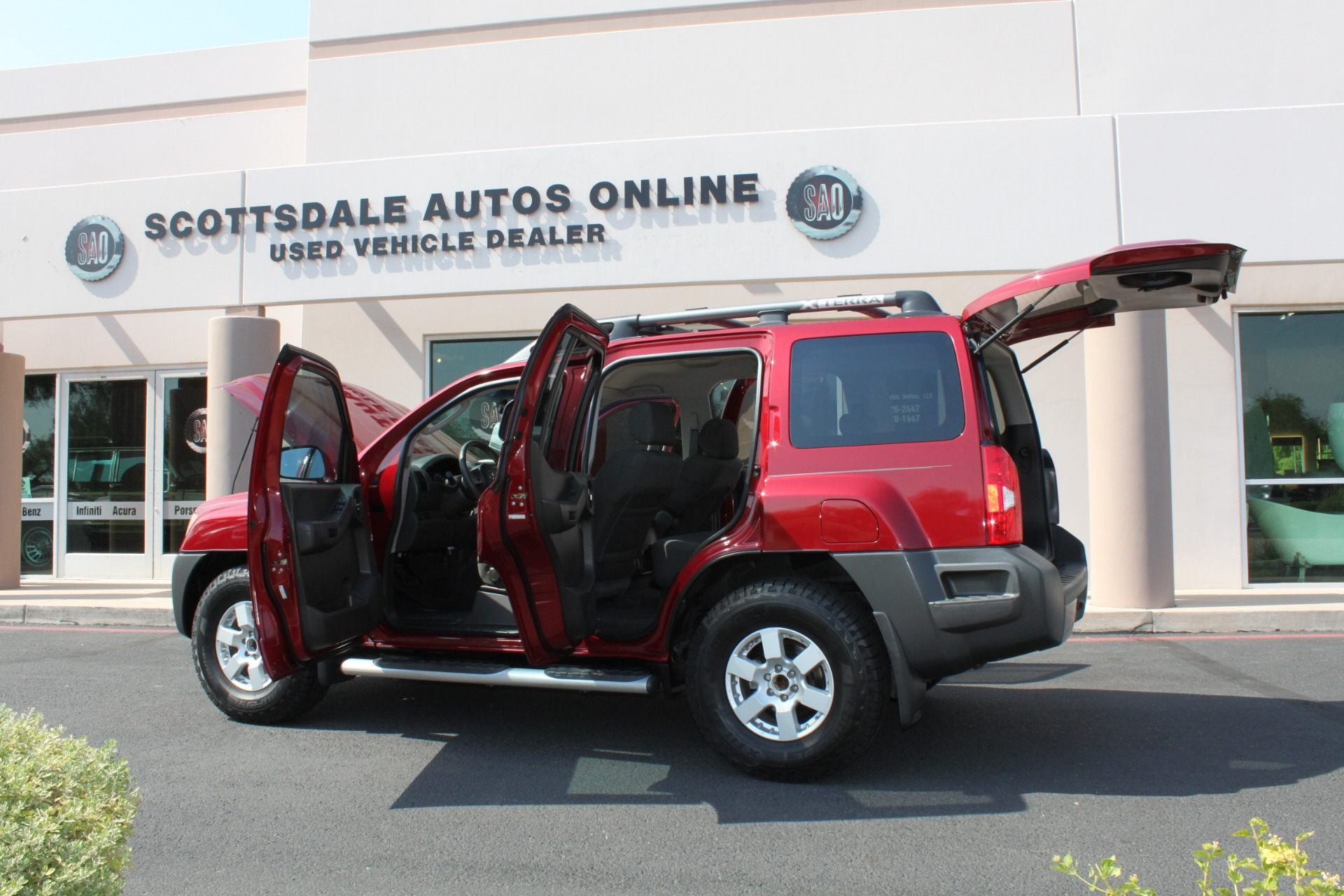 Used-2006-Nissan-Xterra-Off-Road-Toyota