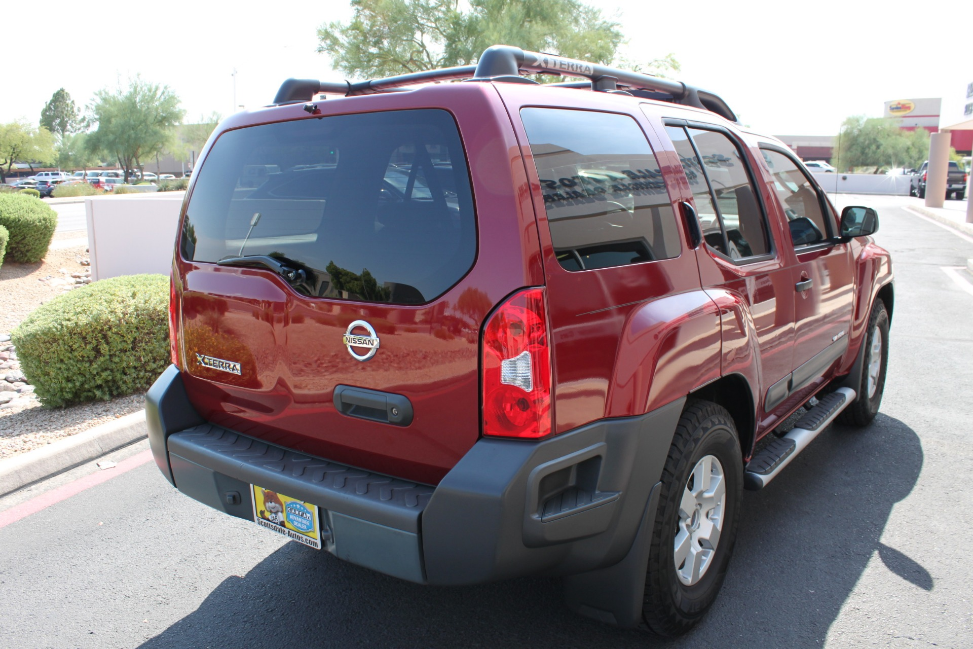 Used-2006-Nissan-Xterra-Off-Road-Classic