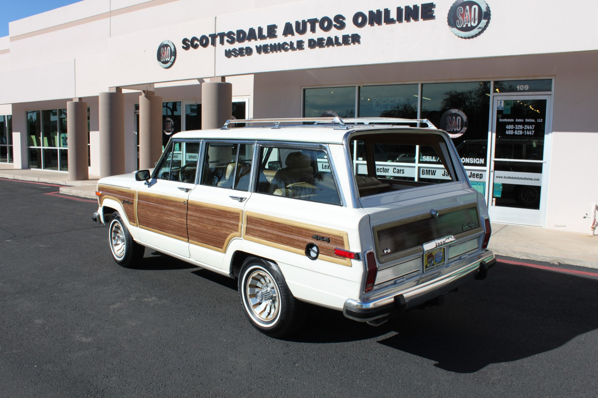 Used-1987-Jeep-Grand-Wagoneer-Toyota