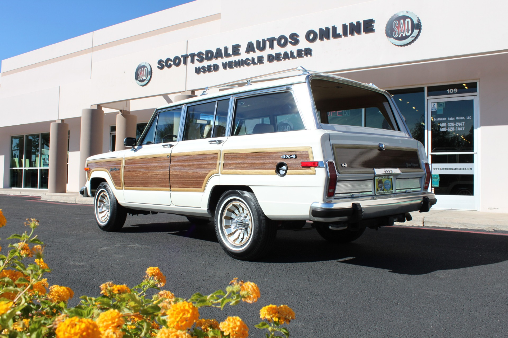 Used-1987-Jeep-Grand-Wagoneer-Land-Cruiser
