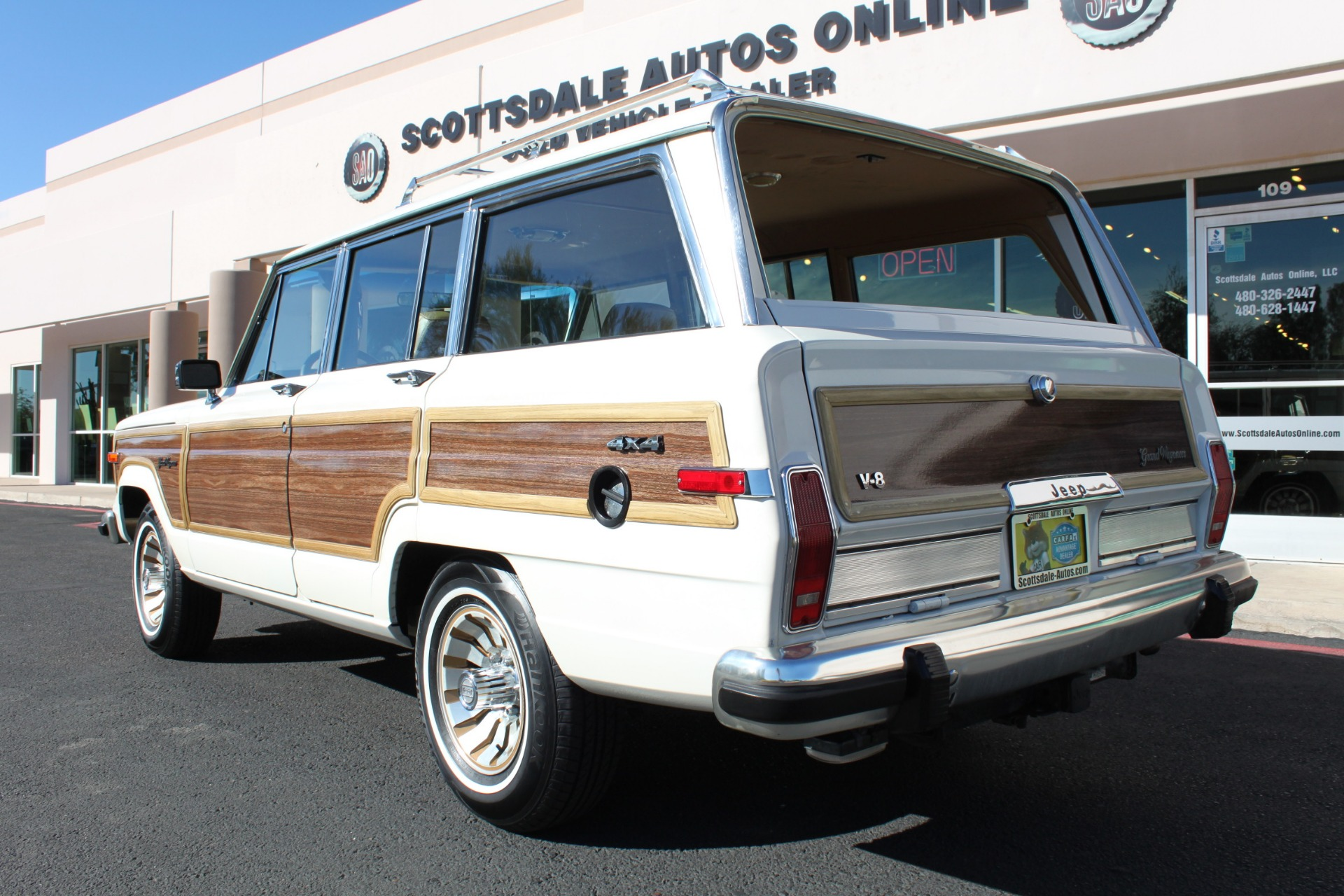 Used-1987-Jeep-Grand-Wagoneer-Grand-Wagoneer