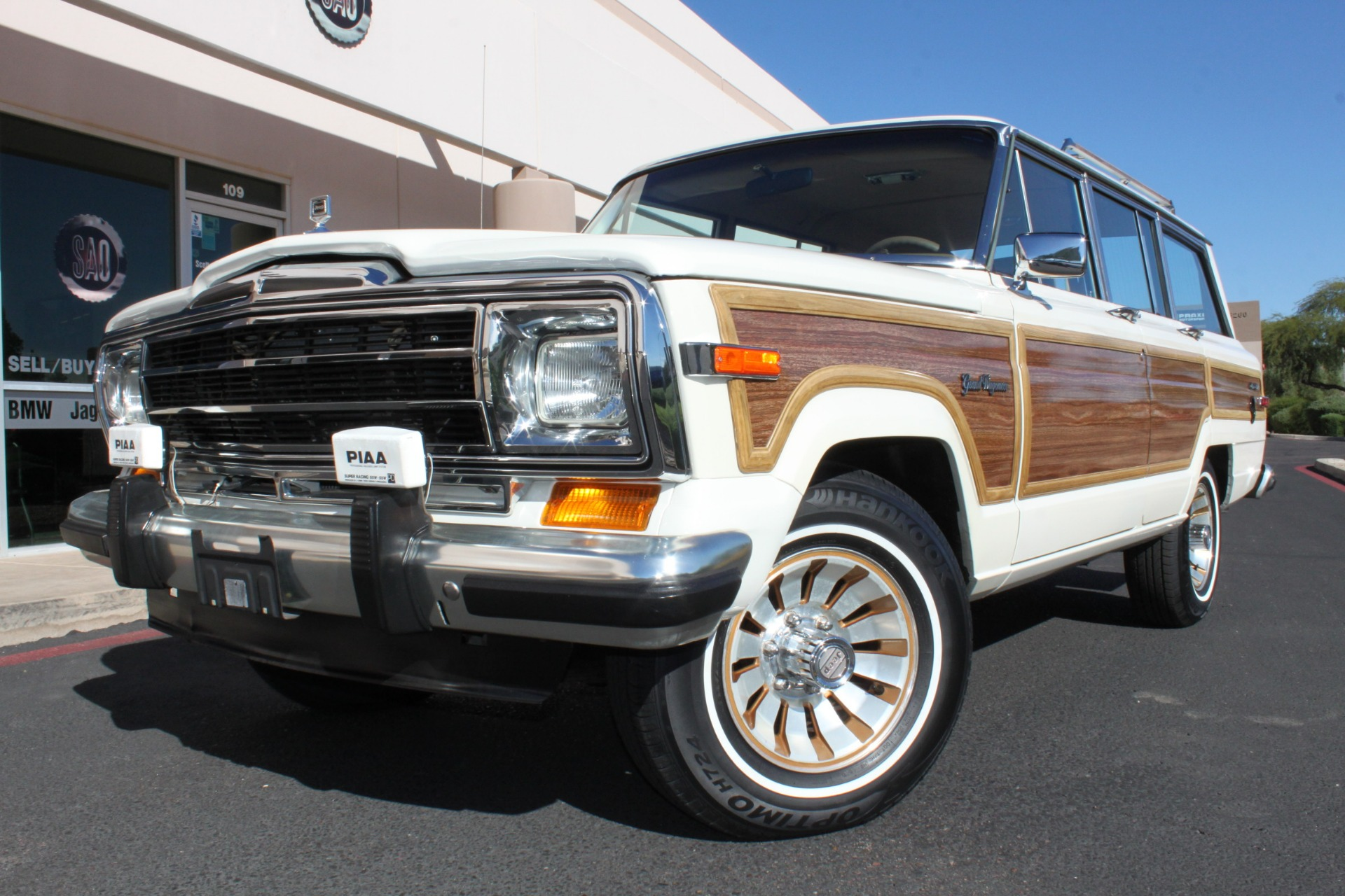 Used 1987 Jeep Grand Wagoneer <span></span> | Scottsdale, AZ