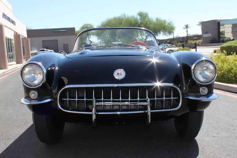 Used-1957-Chevrolet-Corvette-Roadster-283-CI-/-283-HP-Fuel-Injection-Wrangler