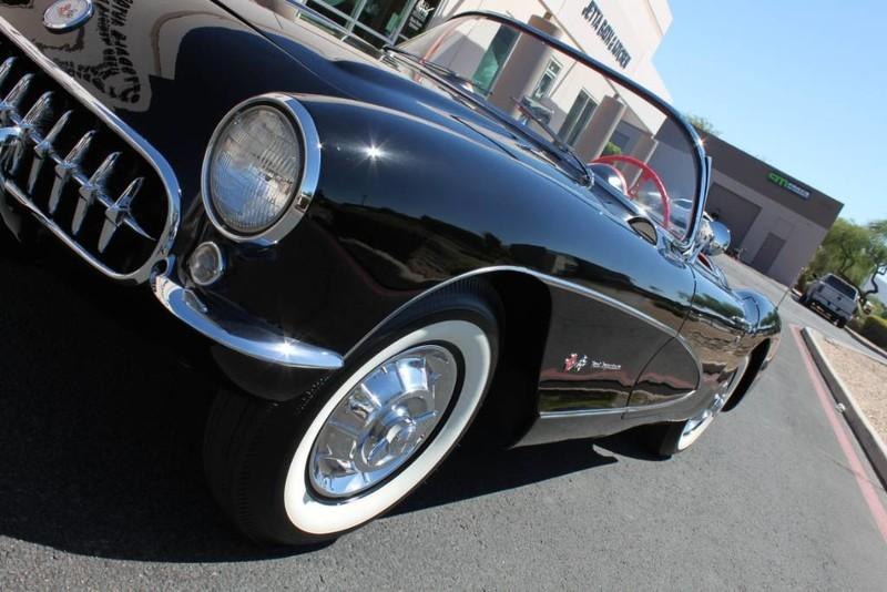 Used-1957-Chevrolet-Corvette-Roadster-283-CI-/-283-HP-Fuel-Injection-Cherokee
