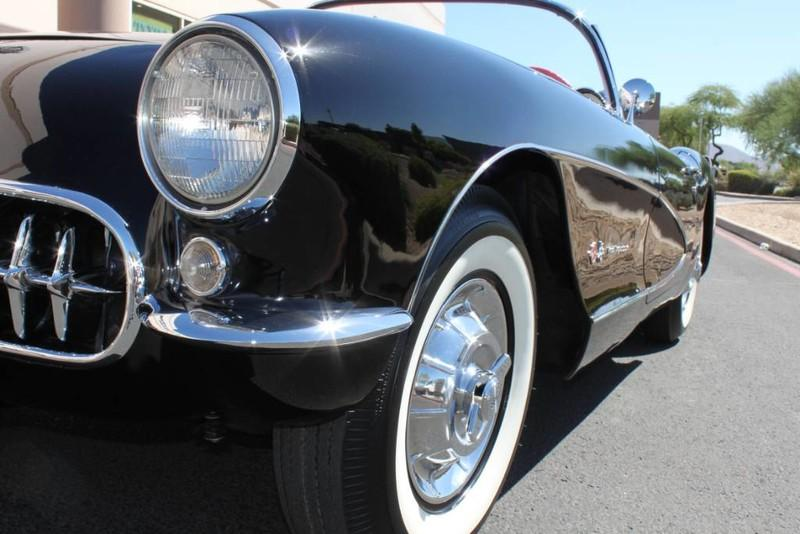 Used-1957-Chevrolet-Corvette-Roadster-283-CI-/-283-HP-Fuel-Injection-Lincoln