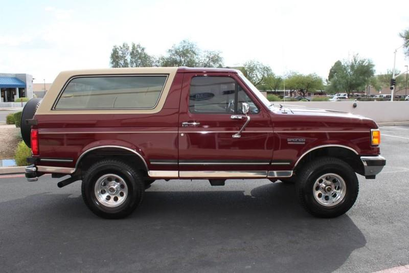 Used-1990-Ford-Bronco-XLT-4X4-Collector