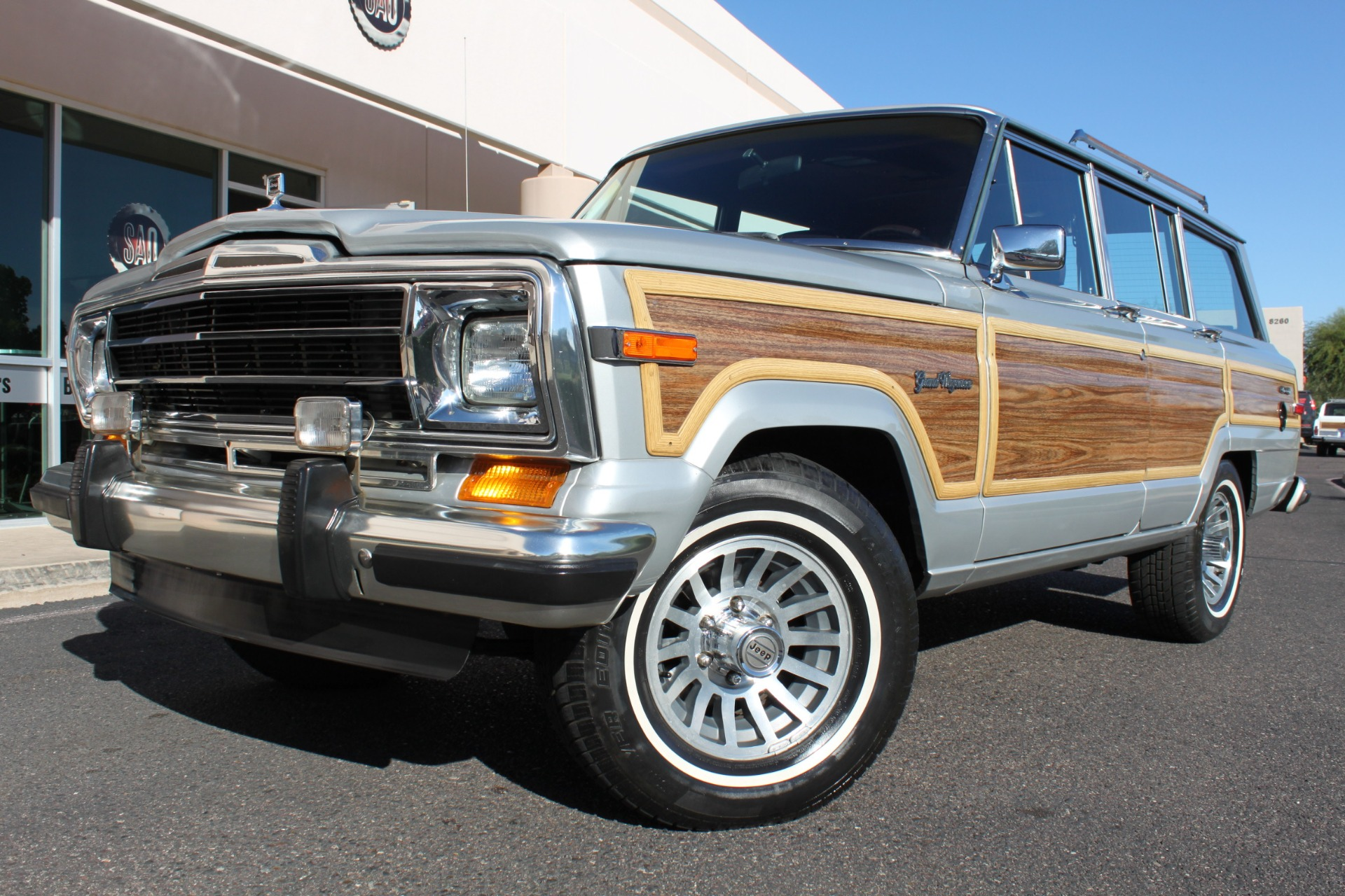 Used 1989 Jeep Grand Wagoneer <span></span> | Scottsdale, AZ