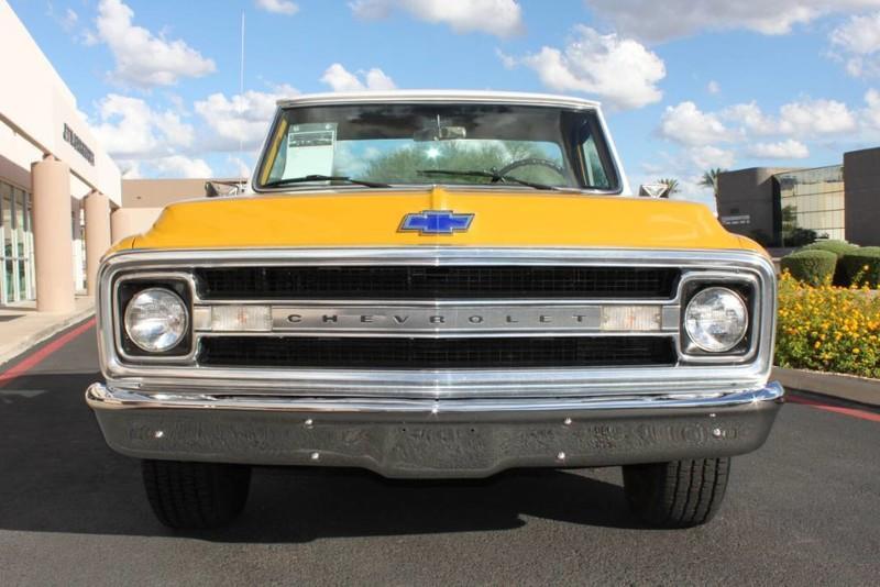 Used-1970-Chevrolet-CST/10-(C10-Truck)-350-V8-Wrangler