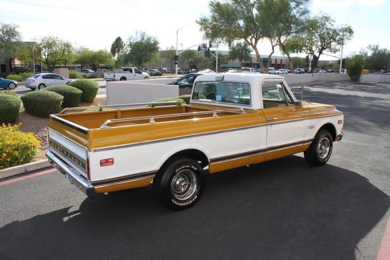 Used-1970-Chevrolet-CST/10-(C10-Truck)-350-V8-Lexus