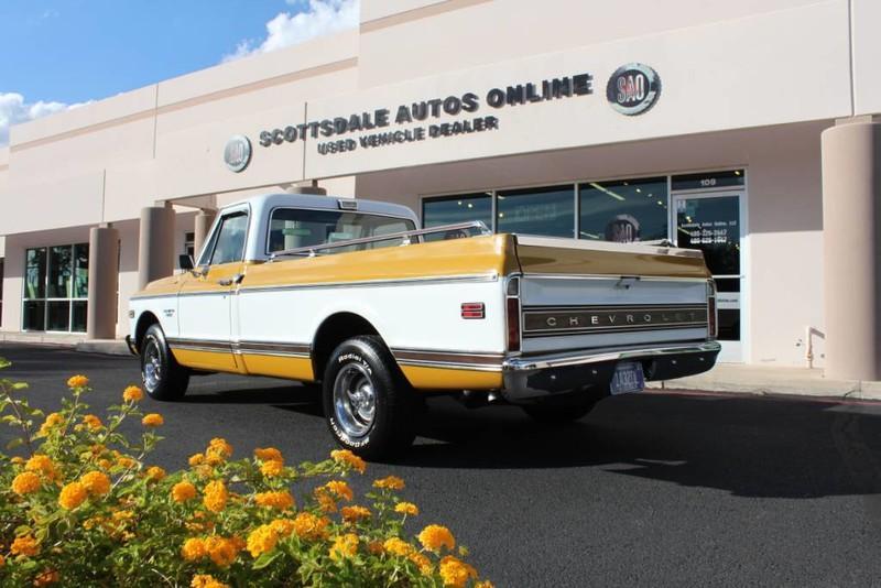 Used-1970-Chevrolet-CST/10-(C10-Truck)-350-V8-Chevrolet