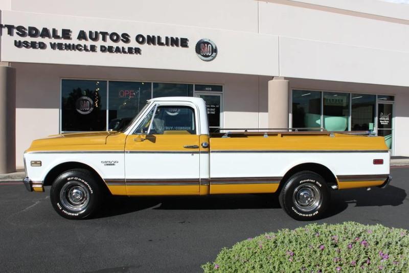 Used-1970-Chevrolet-CST/10-(C10-Truck)-350-V8-Wagoneer