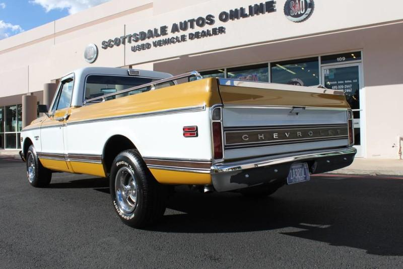 Used-1970-Chevrolet-CST/10-(C10-Truck)-350-V8-Grand-Wagoneer