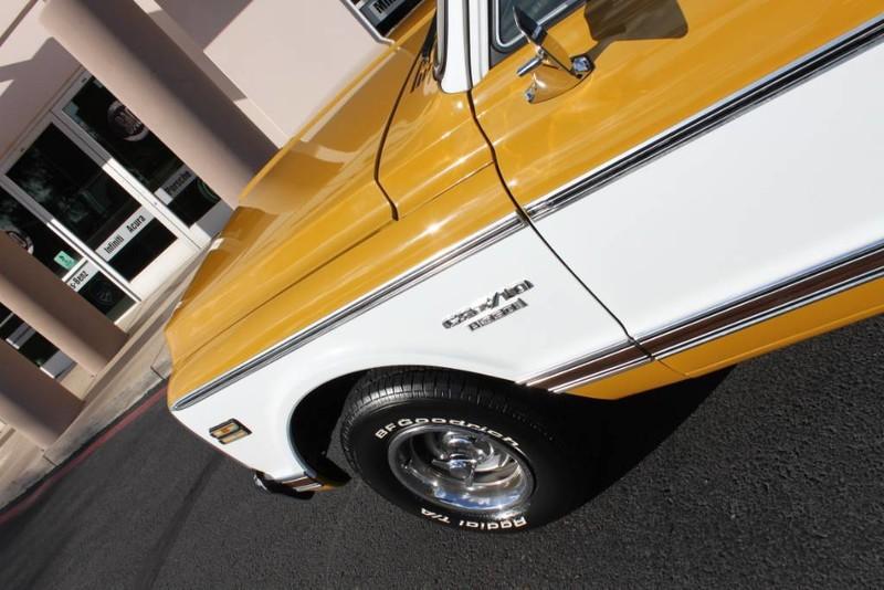 Used-1970-Chevrolet-CST/10-(C10-Truck)-350-V8-Ferrari