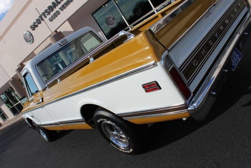 Used-1970-Chevrolet-CST/10-(C10-Truck)-350-V8-Tesla