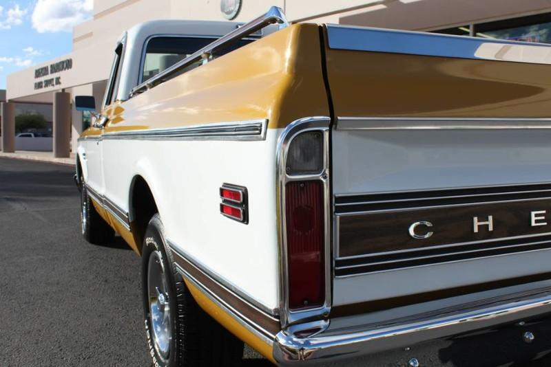 Used-1970-Chevrolet-CST/10-(C10-Truck)-350-V8-Lincoln
