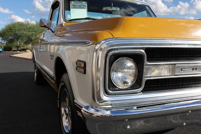 Used-1970-Chevrolet-CST/10-(C10-Truck)-350-V8-Land-Rover