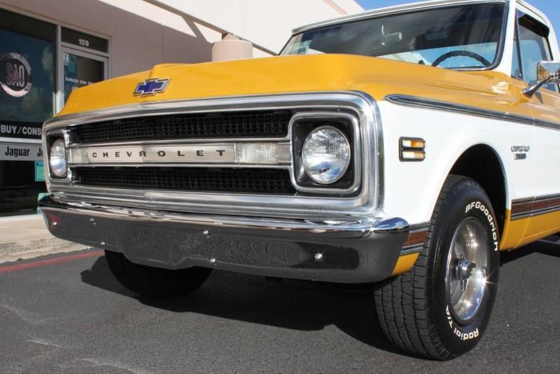 Used-1970-Chevrolet-CST/10-(C10-Truck)-350-V8-Range-Rover