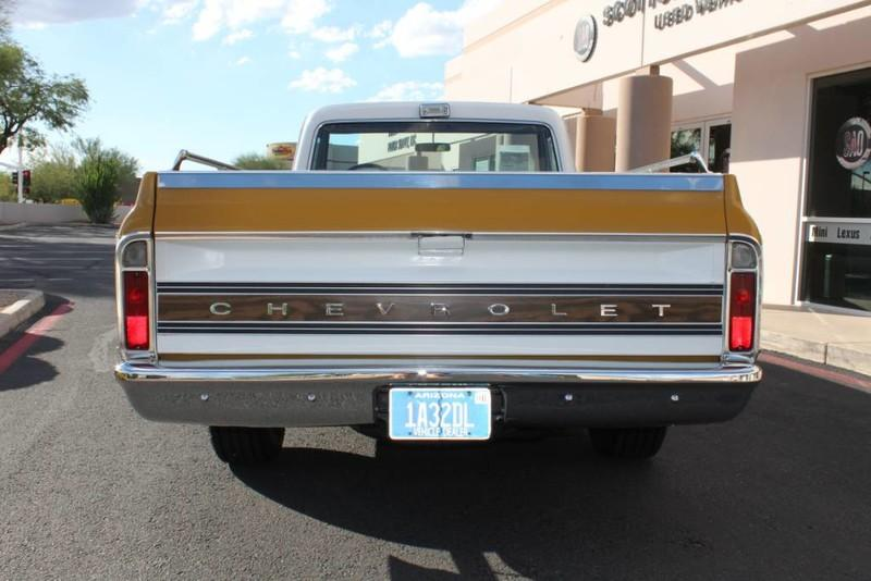 Used-1970-Chevrolet-CST/10-(C10-Truck)-350-V8-Mopar