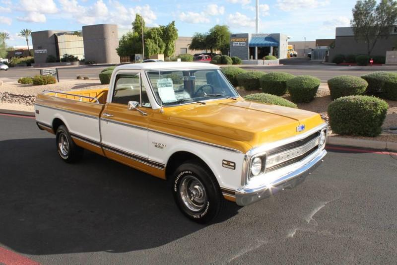 Used-1970-Chevrolet-CST/10-(C10-Truck)-350-V8-Jeep