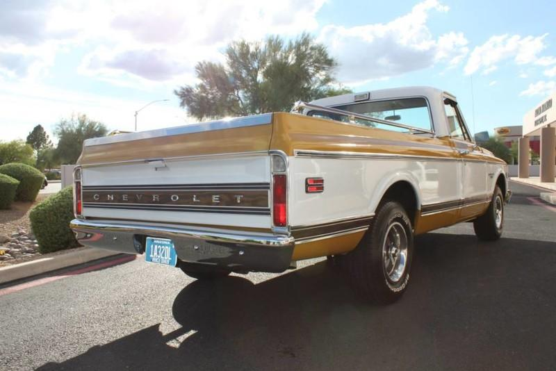 Used-1970-Chevrolet-CST/10-(C10-Truck)-350-V8-Classic