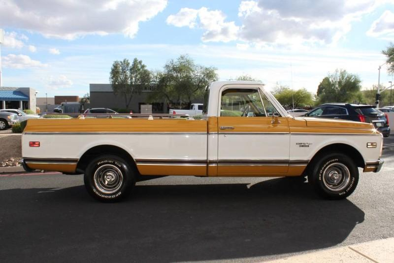 Used-1970-Chevrolet-CST/10-(C10-Truck)-350-V8-Collector