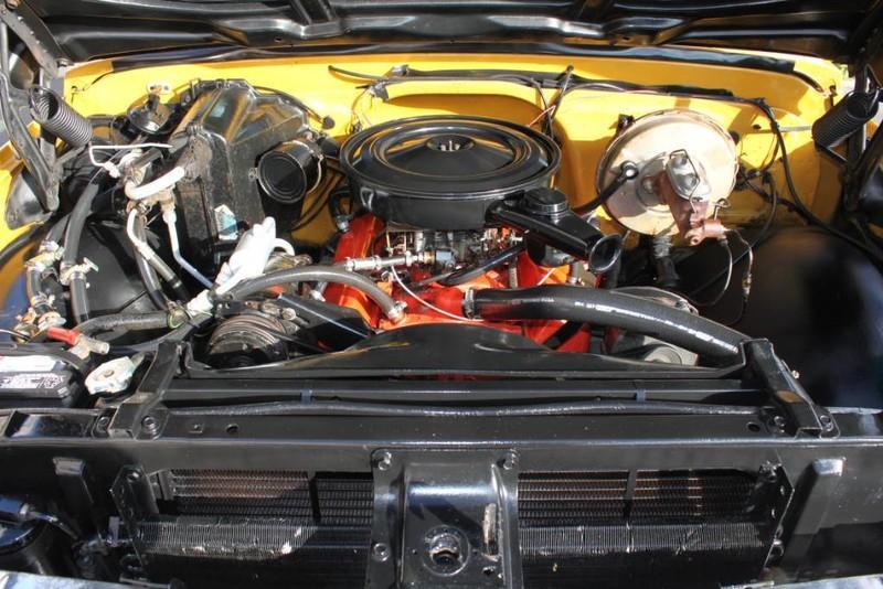 Used-1970-Chevrolet-CST/10-(C10-Truck)-350-V8-Toyota