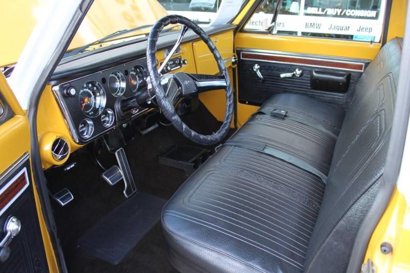 Used-1970-Chevrolet-CST/10-(C10-Truck)-350-V8-vintage