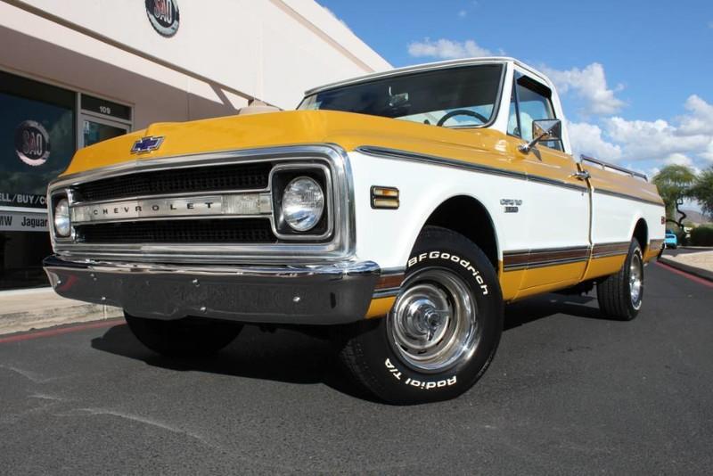 Used 1970 Chevrolet CST/10 (C10 Truck) <span>350 V8</span> | Scottsdale, AZ