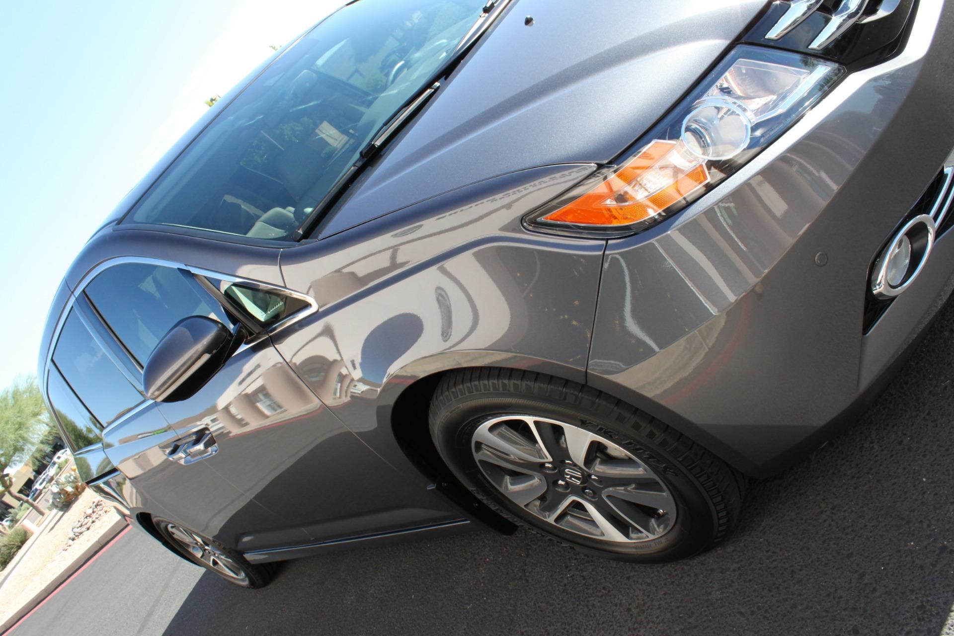 Used-2016-Honda-Odyssey-Touring-Elite-Cherokee