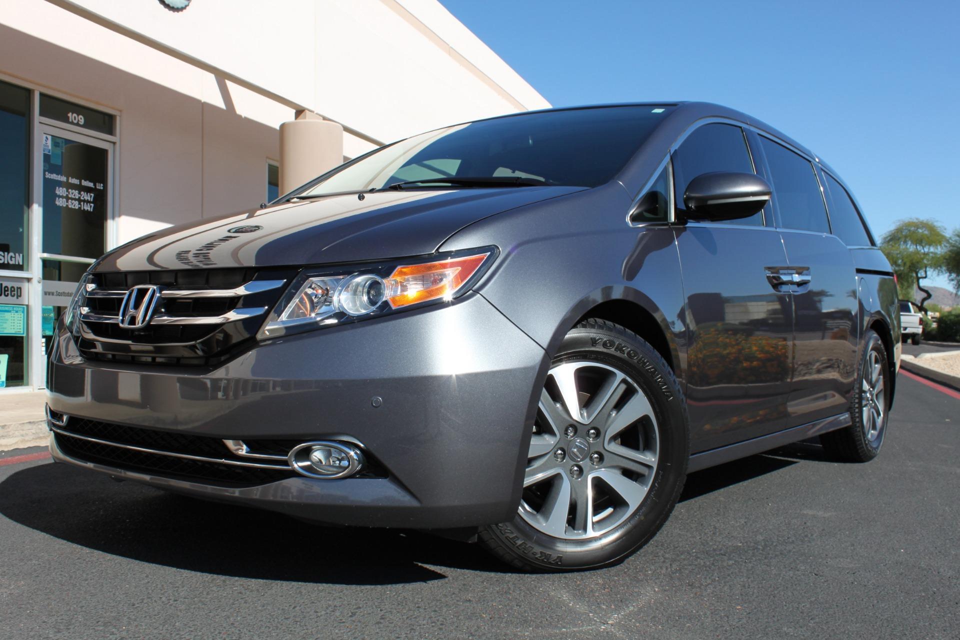 Used 2016 Honda Odyssey <span>Touring Elite</span> | Scottsdale, AZ