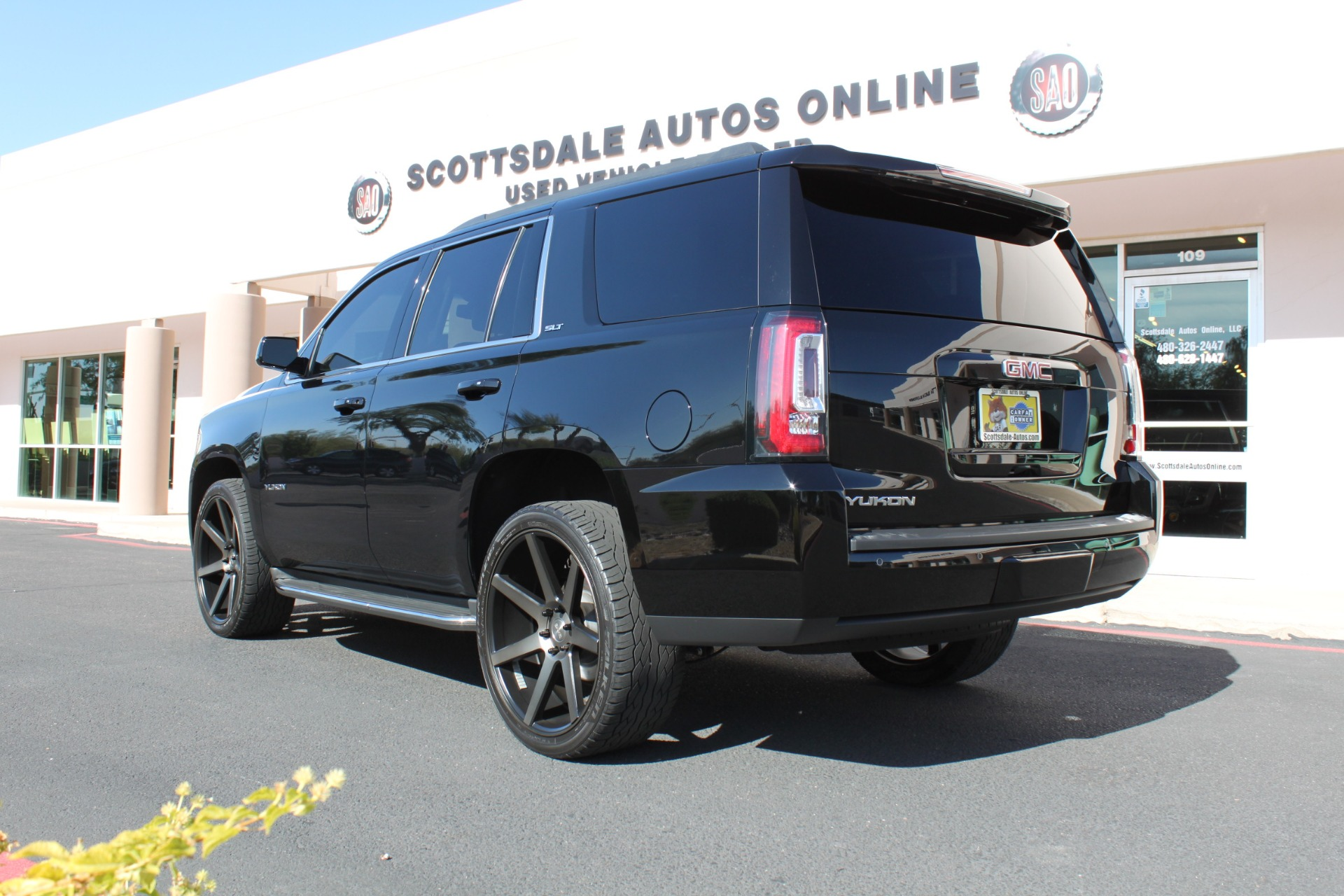 Used-2015-GMC-Yukon-SLT-Chevelle